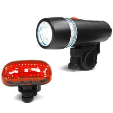 Picture of Bicycle Front and rear light set