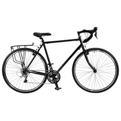 Picture of touring bike Nashbar steel frame touring bike