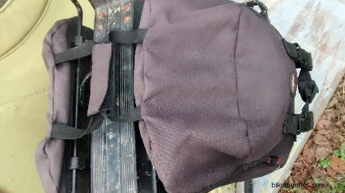 Picture of Delta Compact Panniers with velcro handle