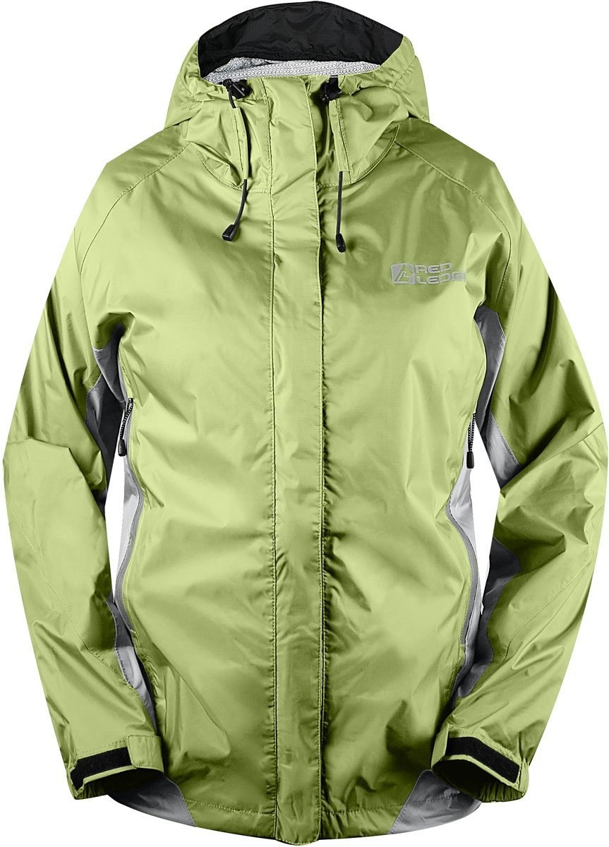 Picture of Red Ledge Women's Free Rein Parka for bike touring and commuting
