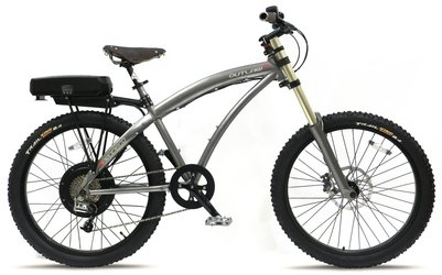 Picture of Prodeco V3 Outlaw EX 8 Speed Electric Bicycle