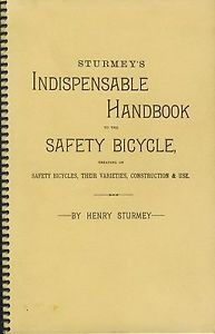 Picture of Sturmey's Indispensable Handbook for the Bicyclist
