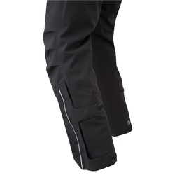 Picture of Tenn Driven Cycling Waterproof Breathable 5K Cycle Trousers Black