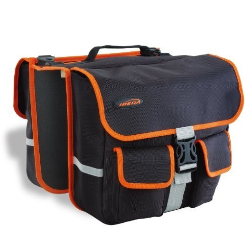 Picture of Ibera Bike Panniers for bicycle commuting
