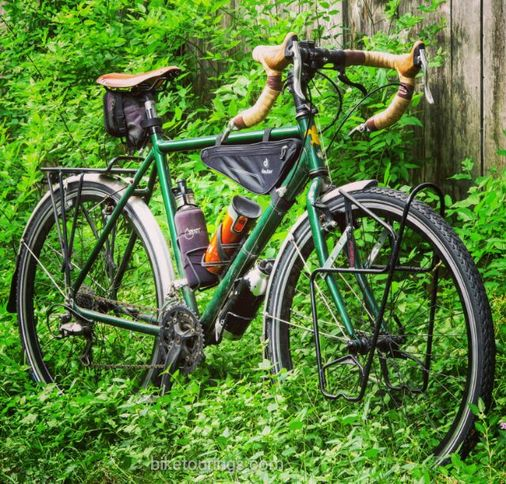 Banjo Brothers Frame Pack Small