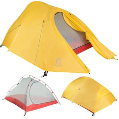 Picture of Bryce 2P Two Person Ultralight Tent for bicycle touring and bike packing