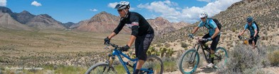 Picture of escape adventures mountain bike tours in las vegas