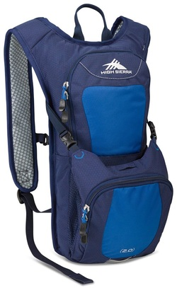 Picture of High Sierra Quick Shot 70 hydration pack for bike touring and commuting