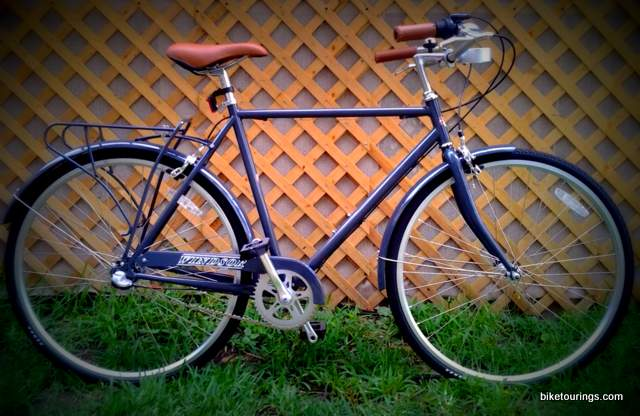 Picture of Windsor Oxford Deluxe Three Speed for bicycle commuting