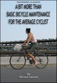 Picture of basic bicycle maintenance for the average cyclist e book