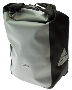 Picture of Axiom Monsoon LX Panniers for bike touring and commuting