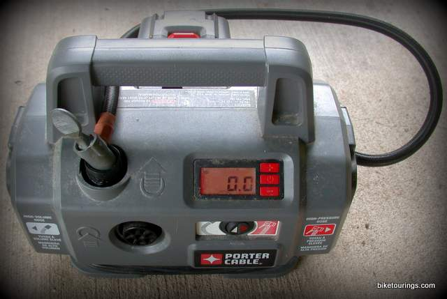 Picture of PORTER-CABLE PCC583B 18-Volt Inflator
