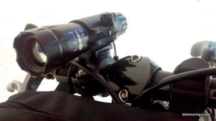 Picture of Magnus Innovations rechargeable front bike light