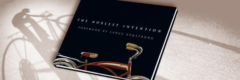 Picture book bike the noblest invention