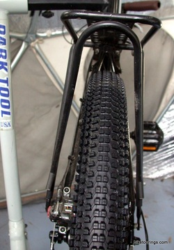 Picture of Delta rear rack for Mountain Bike Touring and Commuting