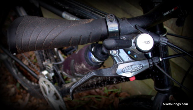 Picture of Avid Speed Dial Levers with Thumb shifters