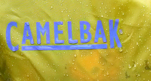 Picture of CamelBak Rain Cover for bicycle commuting hydration packs