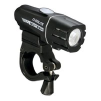 Picture of USB rechargeable bike light for bicycle touring and commuting