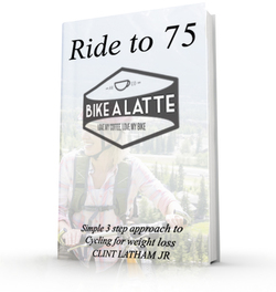 Picture of Ride to 75 weight loss guide for bike touring and commuting