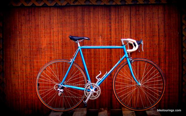 Picture of Razesa Steel Lugged Road Bike, vintage