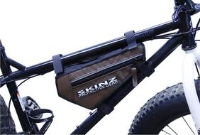 Picture of Skinz Protective Gear Frame Pak for bicycle touring and bike packing