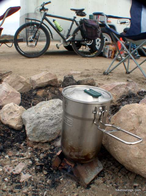 Picture of Bike Camping