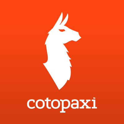 Picture of Cotopaxi logo gear for good