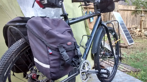 Picture of Delta Compact Panniers