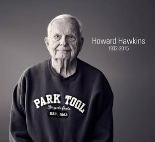 Picture of Park Tool Co Founder Howard Hawkins