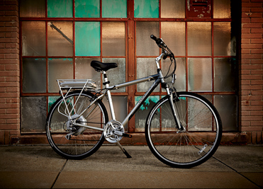Picture of Trek 7200 e bike electric motor bicycle