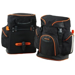 Picture of bike panniers for commuter touring bikes