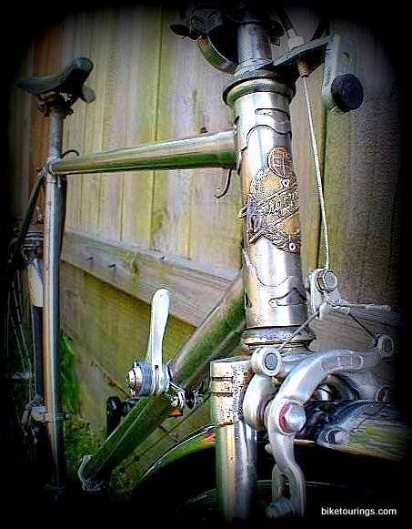 Clear Coat Raw Steel Bike Frame - Page 3 - Frame Design & Reviews ...