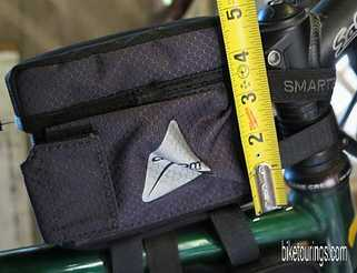 Picture of Axiom Smart Box top tube bag vertical measurement
