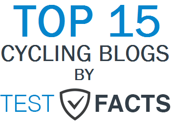 Picture of Top 15 Bike Touring Blogs by Test Facts