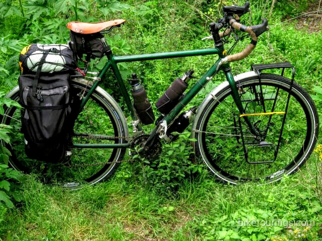 Minoura Front Racks Modified For Touring Bikes Bike Tourings